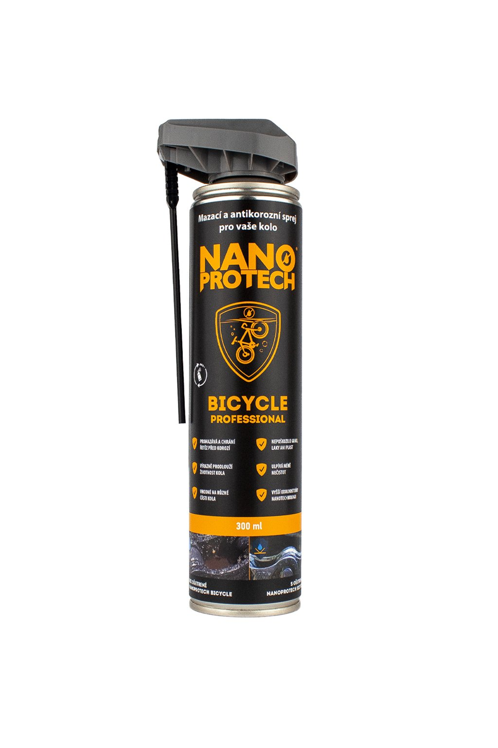 NANOPROTECH Bicycle Professional 300 ml