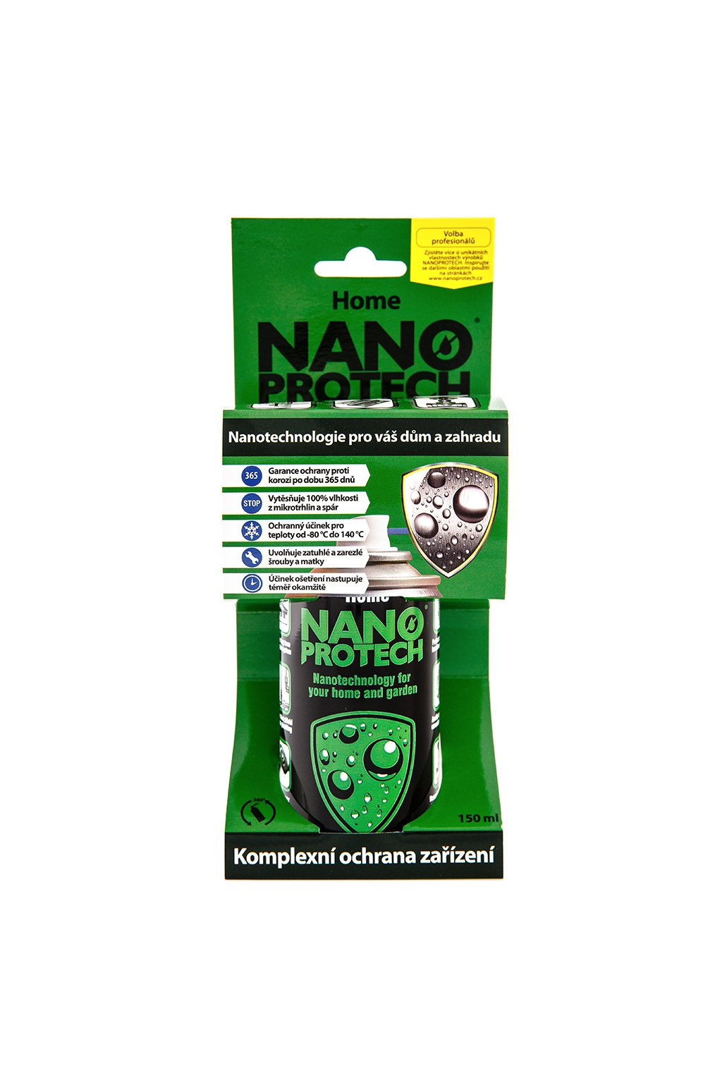 Nanoprotech Home 150ml