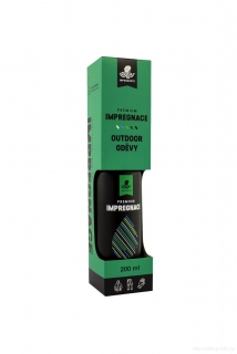 Impregnace na Outdoor oděvy 200ml