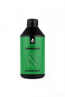 Impregnace na Outdoor oděvy 1000ml